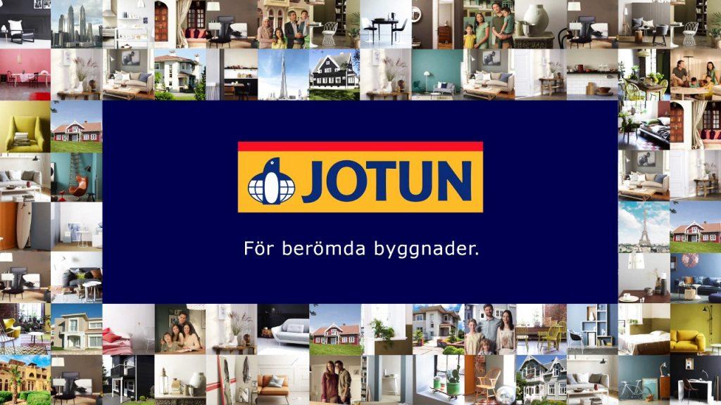 Färgprodukter från Jotun
